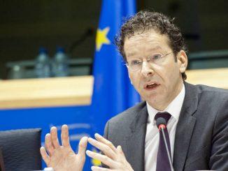 Jeroen Dijjselbloem (Foto Europarlamento)
