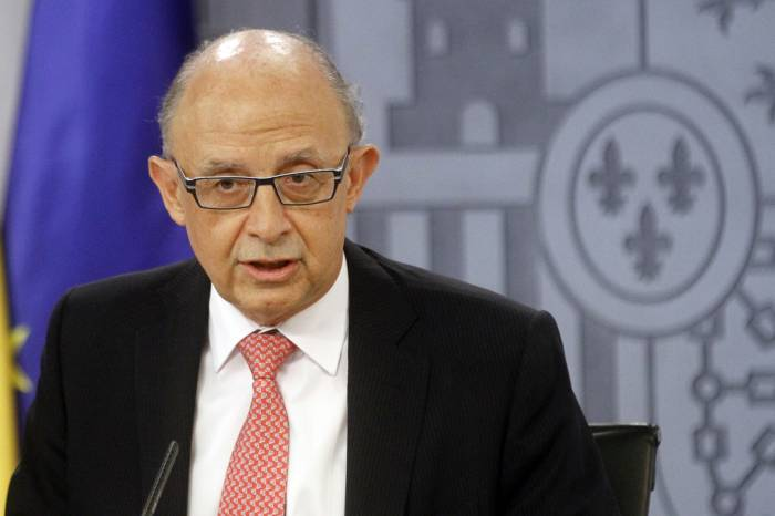 Cristóbal Montoro (Foto: Moncloa)