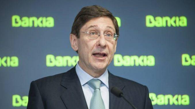 José Ignacio Goirigolzarri (Foto Bankia)