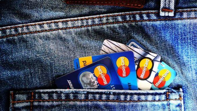 tarjeta banco