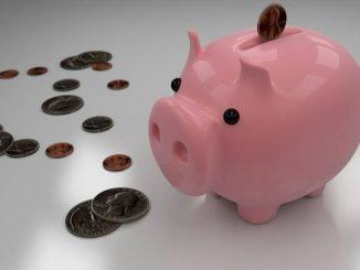 ahorro hucha dinero