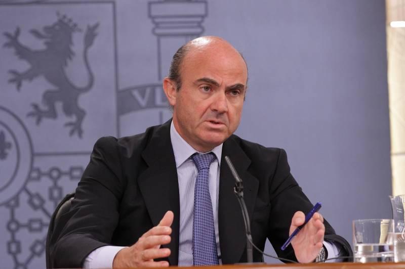 Luis de Guindos (Foto: Moncloa)