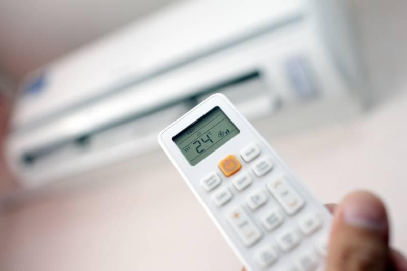 ahorrar aire acondicionado