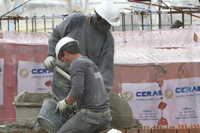 afiliados extranjeros trabajadores