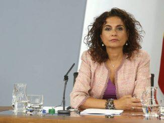 María Jesús Montero (Foto: Moncloa)