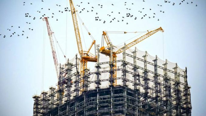 construcción obras vivienda edificios