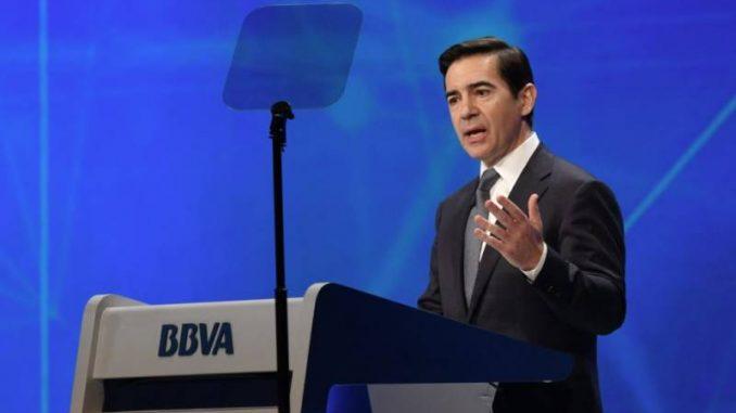 Carlos Torres Vila, presidente del BBVA