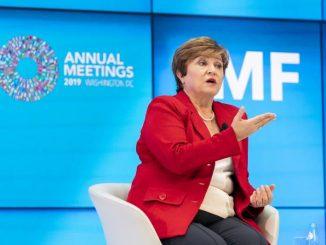 Kristalina Georgieva (FMI)